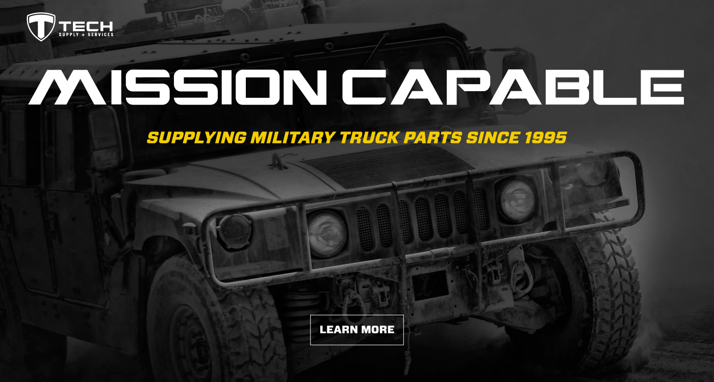Military Parts We Offer